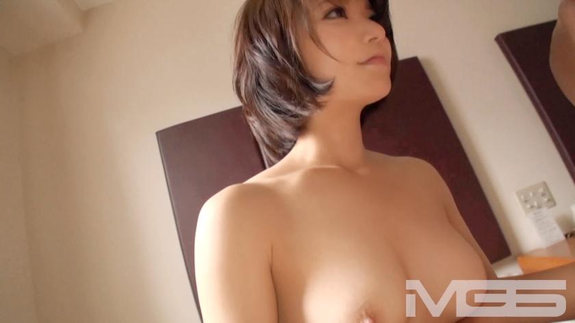 MGS動画:「素人AV体験撮影807」 遥 23歳 図書館バイト