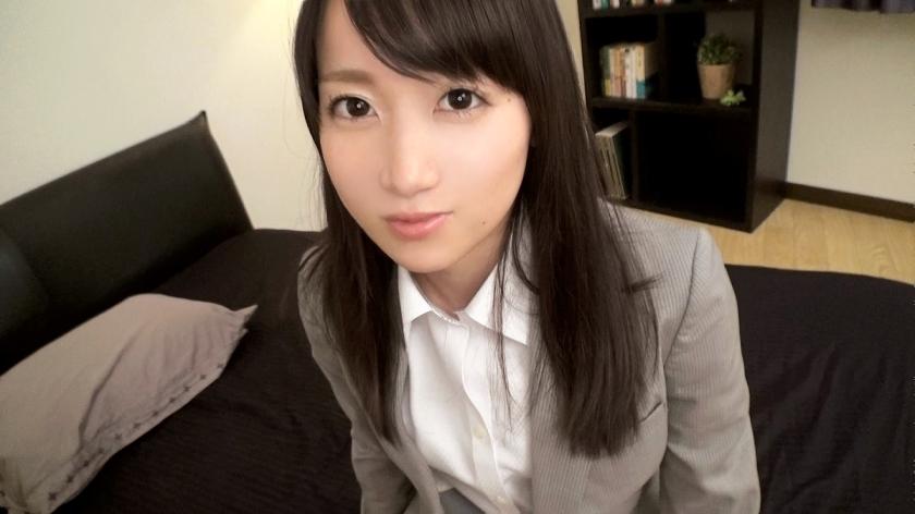 MGS動画:「初撮りOL 15」 優 24歳 OL
