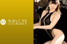ラグジュTV 1355 美人読モがAV応募!スレンダーな身体に美巨乳が映える!『セックスを人に見られるってどんな感覚なんだろう…』透明感抜群な美女が巨根のピストンでイキまくる姿は必見!