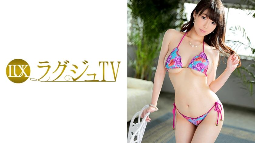 MGS動画:「ラグジュTV 393」 佐野あゆみ 32歳 音楽教師 259LUXU-403