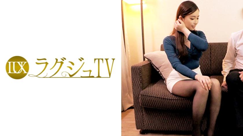 MGS動画:『ラグジュTV 527』坂倉杏(笹倉杏) 33歳 歯科医師