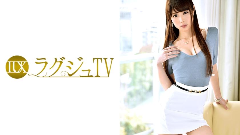 ラグジュTV 524 谷口紗耶香 259LUXU-548