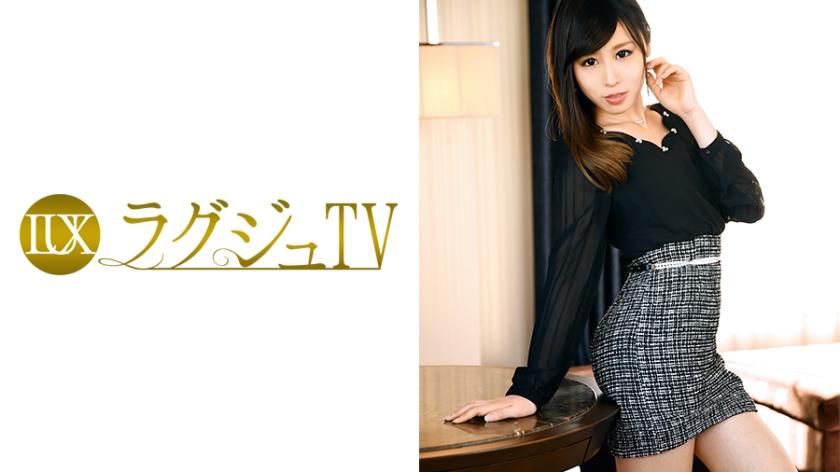 ラグジュTV 596 椎名彩香 259LUXU-616