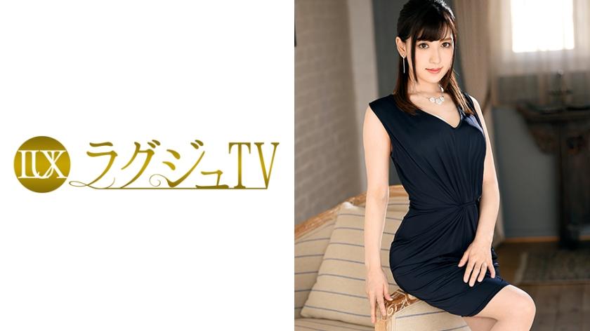 ラグジュTV 664 竹原ゆり(紗々原ゆり) 24歳 アナウンサー 259LUXU-683