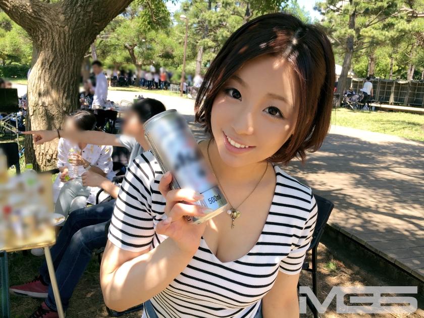 ナンパTV BBQナンパ 02 in お台場 ララ ユキナ 200GANA-1043