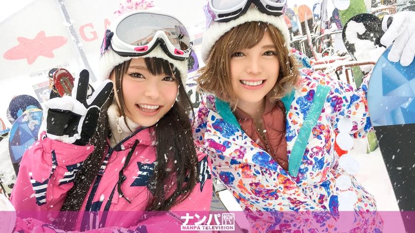 MGS動画:「スノボナンパ 03 in 新潟」