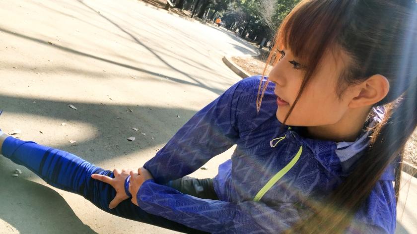 ナンパTV ジョギングナンパ 11 みのり 19歳 専門学生 200GANA-1297