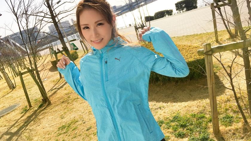 ナンパTV ジョギングナンパ 08 in 豊洲 れん 200GANA-1311