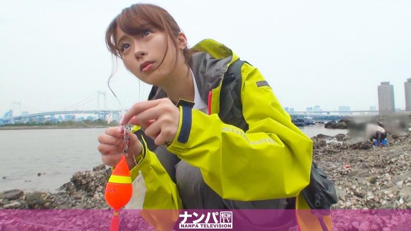 釣りナンパ01りほ23歳歯科助手200GANA-1363