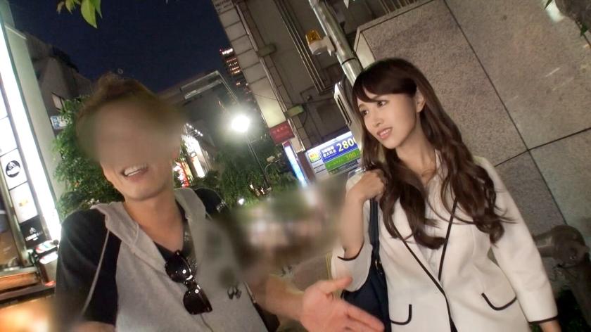 ナンパTV マジ軟派、初撮。 842 in 新宿 ななせ 25歳 教師 200GANA-1386