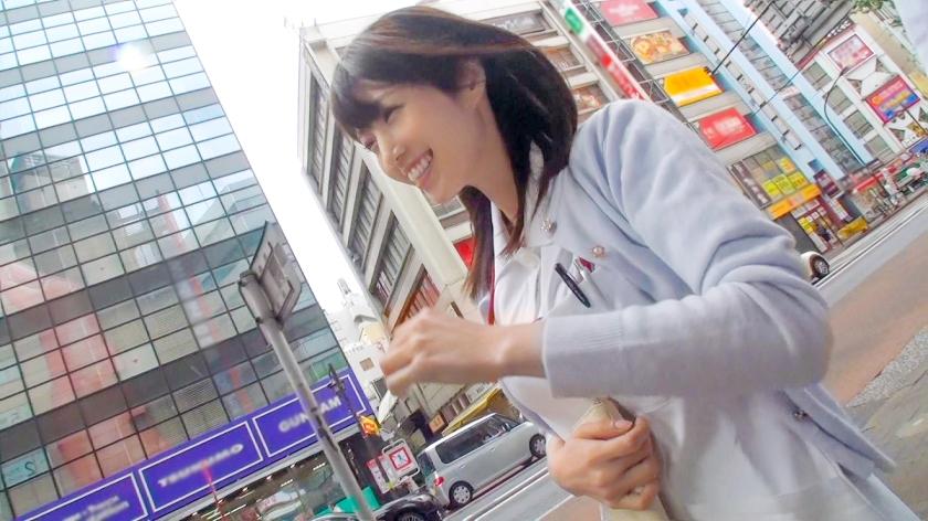 ナンパTV マジ軟派、初撮。 866 in 池袋 ゆき 30歳 看護師 200GANA-1414