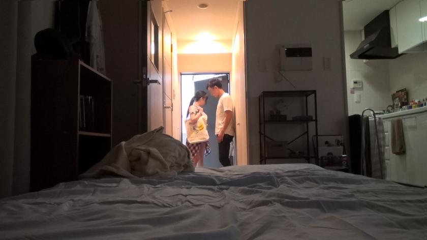 ナンパTV 百戦錬磨のナンパ師のヤリ部屋で、連れ込みSEX隠し撮り 015 くるみ 21歳 出版関係の編集者 200GANA-1422