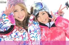 スノボナンパ 01 in 湯沢