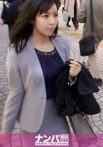 マジ軟派、初撮。 1322 新宿で見つけた縁起良き名前の美女「れいわ」さん♪酒で酔わせてホテルに連れ込み、ストッキング引き裂いて豪快潮吹き♪スレンダーな体型が際立つ立ちバックは必見!!