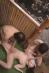 泥酔の姉・妹出演の近親相姦無料動画像。酔ったお姉ちゃんが男湯に!裸の姉を風呂から出そうと介抱する「弟たち」であったが・・・無防備すぎるオおまんこに理性崩壊!!禁制の近親相姦