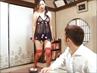 着物・浴衣の熟女、美月桜出演無料動画像。未亡人DX 背徳の淫汁