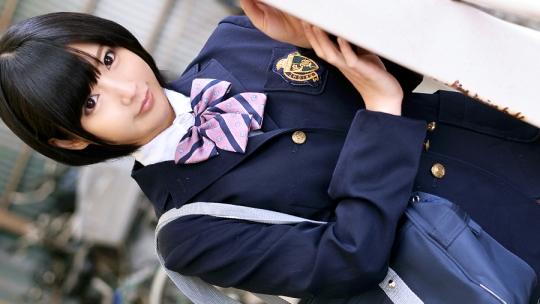 みく(バレーボール部セッター) 18歳