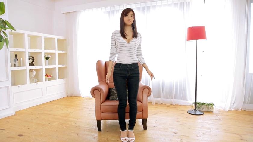 応募してきた素人×AV体験 玲奈ちゃん 22歳 広告モデル 300MIUM-058