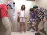 巨乳の吹石れな出演の輪姦無料動画像。鬼畜ショタとエレベーターに閉じ込められた巨乳ママ 吹石れな