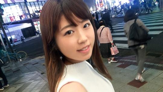 【初撮り】ネットでAV応募→AV体験撮影 003 なぎさ 23歳 美容部員