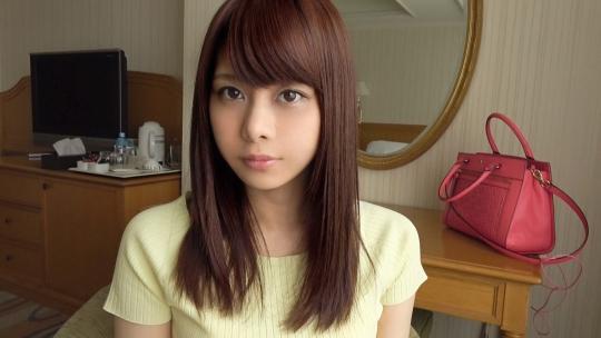 【初撮り】ネットでAV応募→AV体験撮影 391 れいな 22歳 メイド喫茶