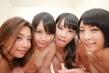 【VR】巷で有名な誰もが羨む美人4姉妹。全員、僕のことが大好きで中出しを懇願してくるので4人全員にナマ中出しスペシャル! 阿部乃みく 佳苗るか 松本メイ 宮崎あや