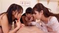 【VR】SODstar×SODVR 3D star女優市川まさみ、桐谷まつり、戸田真琴の3人と最高の4P全員挿入スペシャル!イチャイチャキス、ラブラブ密着感、甘える耳元囁き「このまま中でイってもいいよ」
