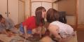 【VR】美人女子大生3人組温泉サークル王様ゲーム全員挿入中出し大乱交