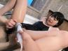 体操着・ブルマの女子校生出演の電マ無料動画像。放課後わりきりバイト 36